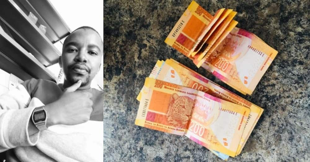Man claims he found R3.9k in old pair of jeans, SA accuse him of lying