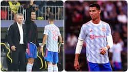 Panic as Man United legend tears into Ronaldo despite his 3 goals in 2 games, so far