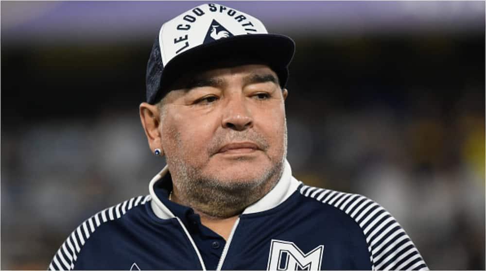 Diego Maradona: Argentine football legend dies at 60