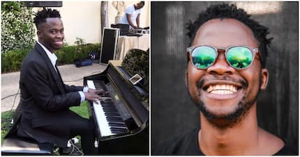 Mzansi tweeps show support for talented pianist based in Pretoria