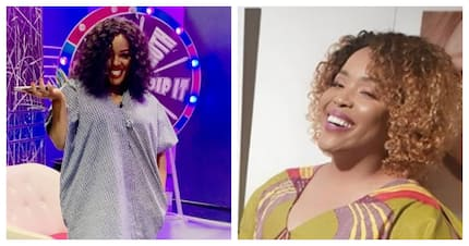 Tumi Morake can't believe her name is on a billboard in New York