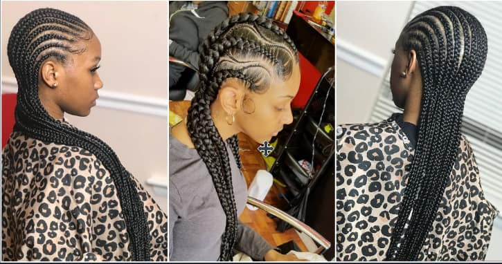 30+ Best African Braids Hairstyles With Pictures You