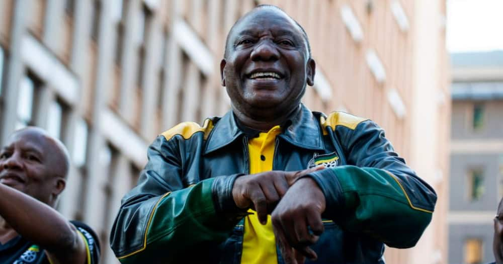 President, Cyril Ramaphosa, African National Congress, ANC, Party manifesto, Launch, Tshwane, Local government elections