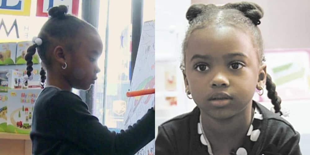 Meet Anala Beevers the Black girl who was accepted into MENSA with IQ of 145 at the age 4