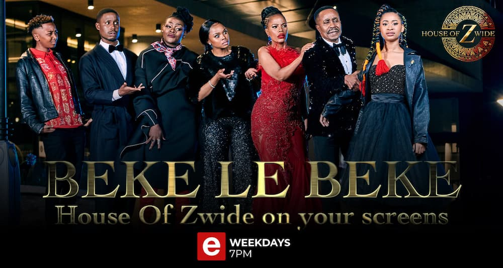 House of Zwide teasers for July 2021