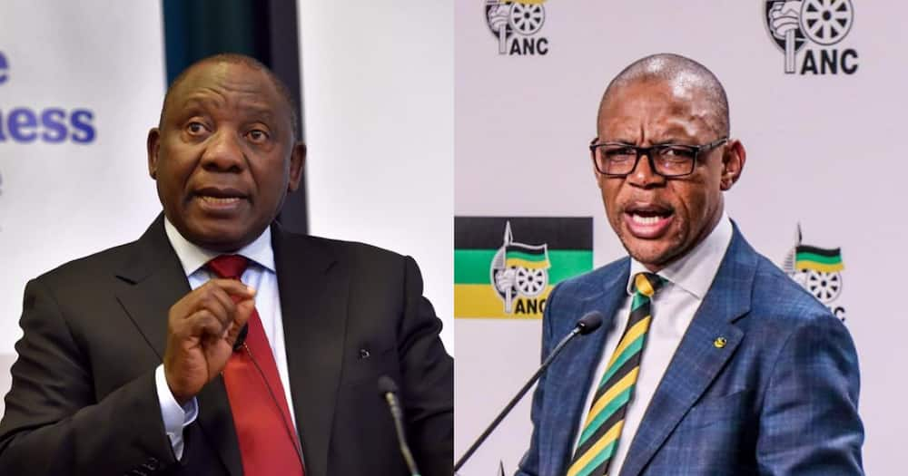 Ace Magashule: ANC on the fence over step-aside rule as 30-day deadline ends