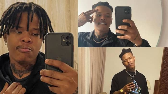 Nasty C bags international gig: Star features on 2021 Olympics track 'Colorful'