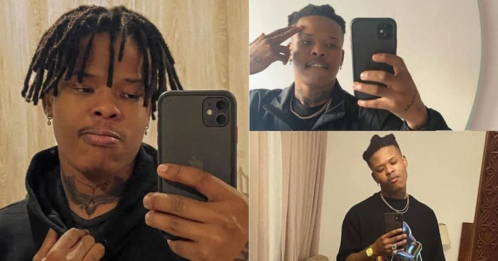 Nasty C, bags international gig, features, 2021 Olympics, track, 'Colorful'