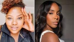 Kelly Rowland drops fire selfie on social media, sends Anele Mdoda trending yet again