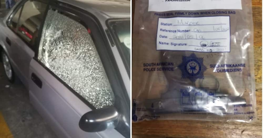Polokwane Police have arrested a man who killed his wife. Image: @SAPoliceService/Twitter