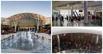Mall of Africa forced to evacuate and close doors after EFF protests