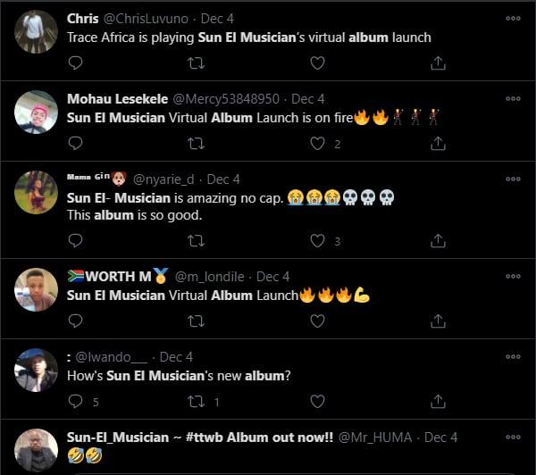 Sun El Musician album