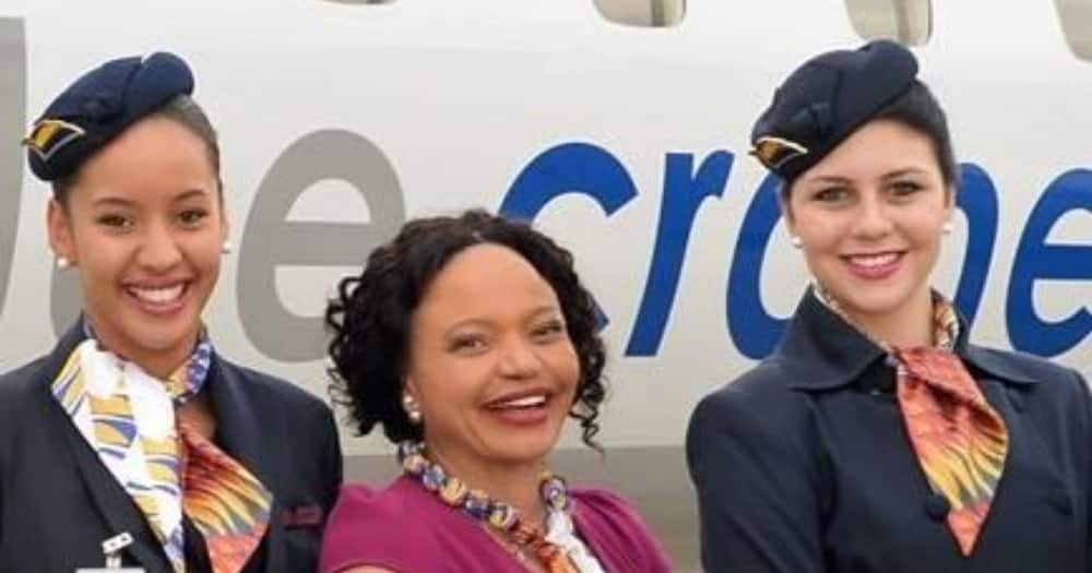 Meet Siza Mzimela, the 1st black owner of a private airline in SA
