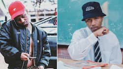 Emtee lets his peeps in on just how much he received from SAMRO, they are bust