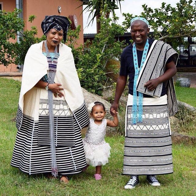 Xhosa traditional dresses