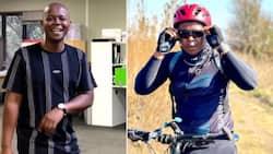 Former 'Skeem Saam' actor Cornet Mamabolo lets fans in on what he's doing now: #MakingMoves