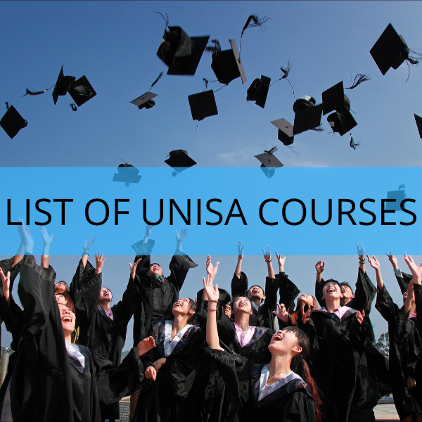 List Of Unisa University Of South Africa Sourses 2020