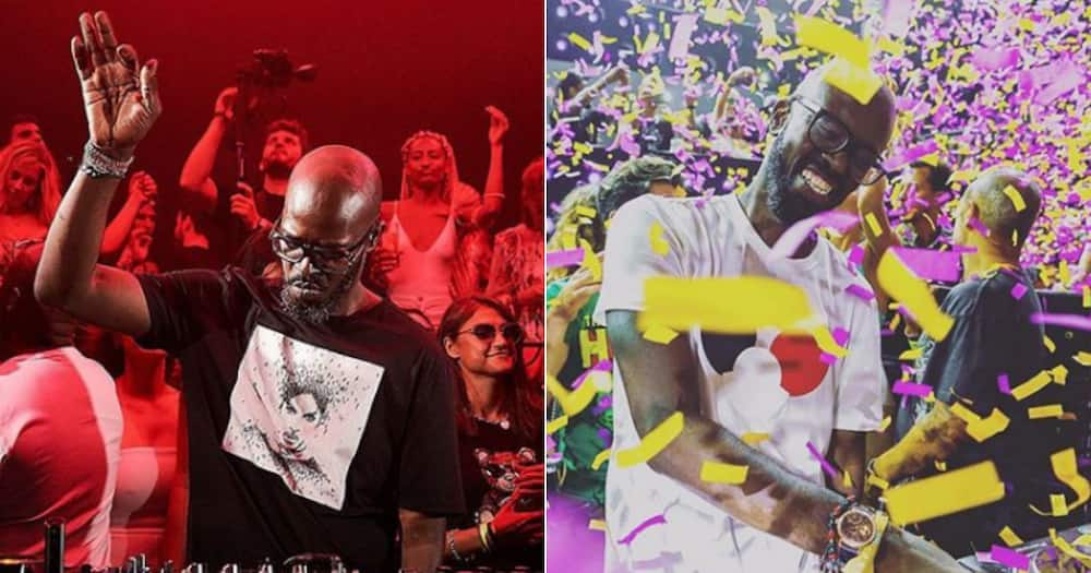 Black Coffee Jets off to ST Tropez for International Gig at Shellona