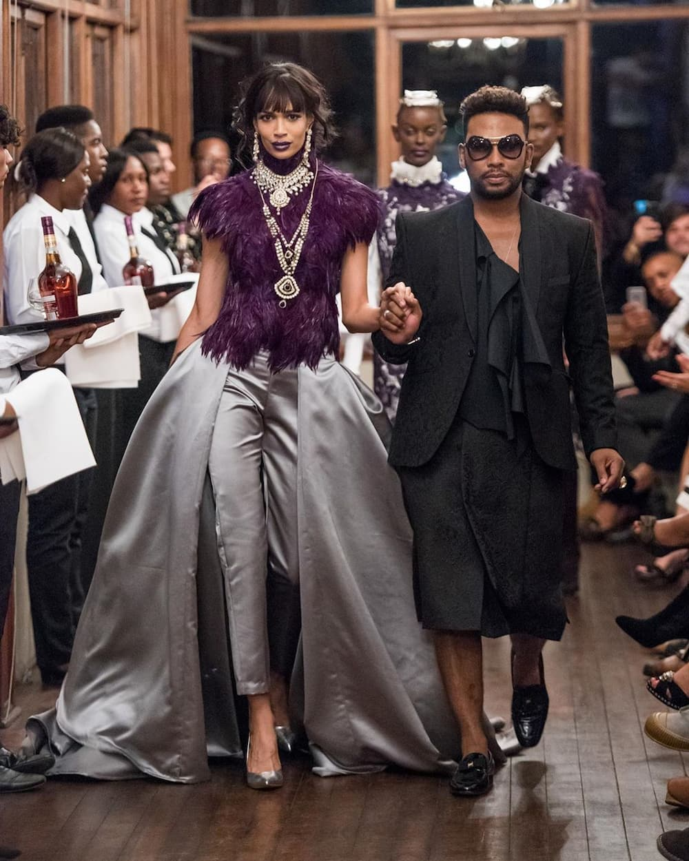 David Tlale biography: age, place of birth, partner, married, mother, designs and net worth