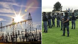 Eskom: 9 Employees rescued from angry residents in Tshwane during tense hostage situation