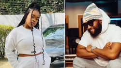 Cassper Nyovest gives Boohle life changing opportunity, she is beyond grateful