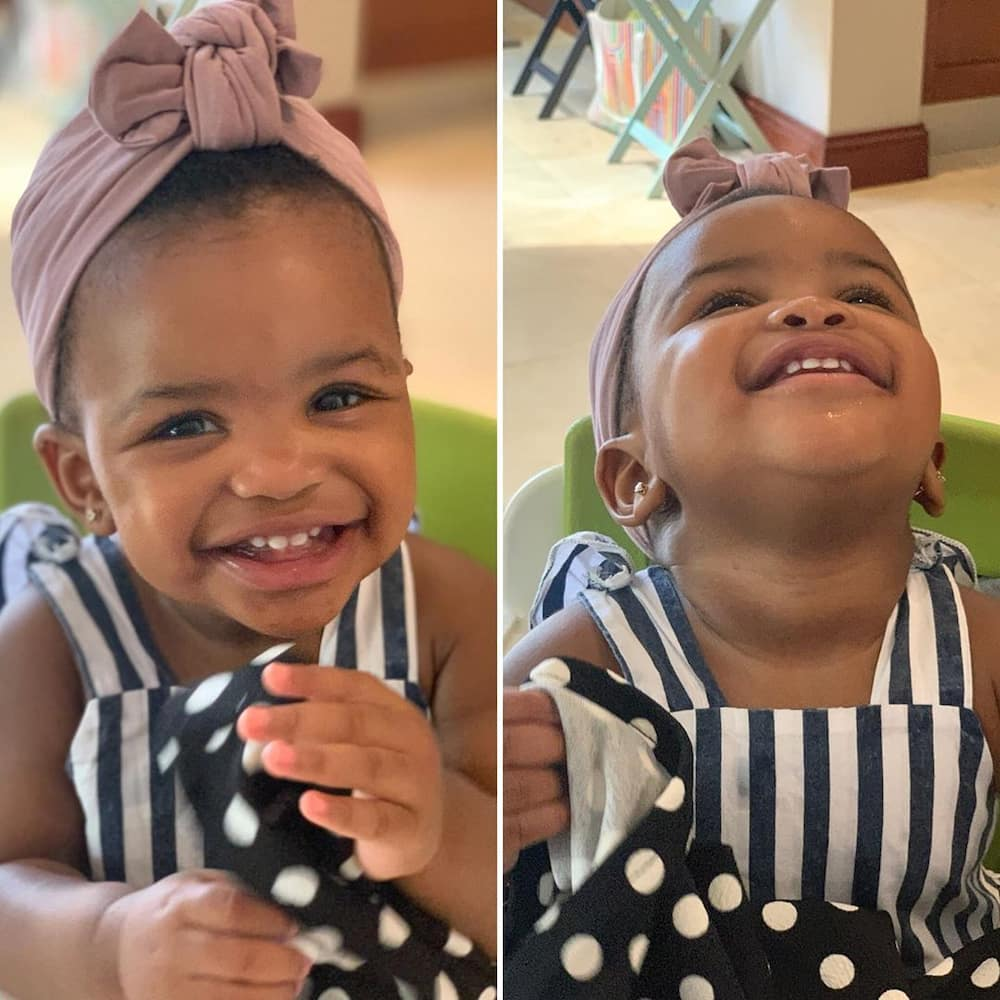 Celebrity babies in South Africa