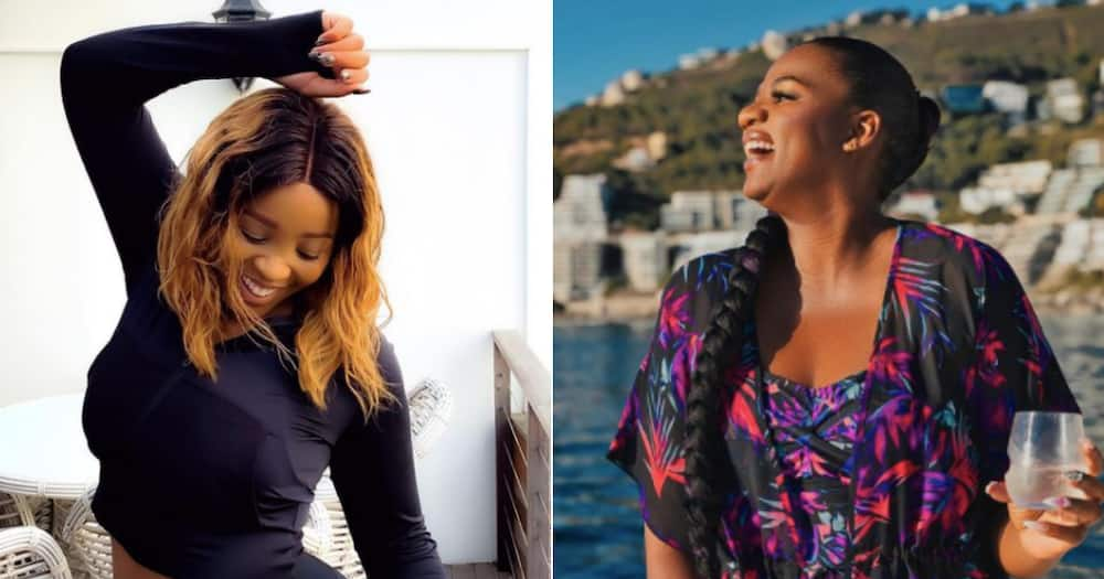 Sbahle Mpisane pens sweet birthday message for mom Shauwn Mkhize