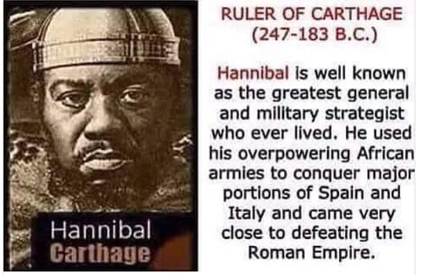 African warriors that made history