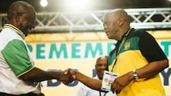 Magashule says only a court of law can 'unsuspend' President Ramaphosa