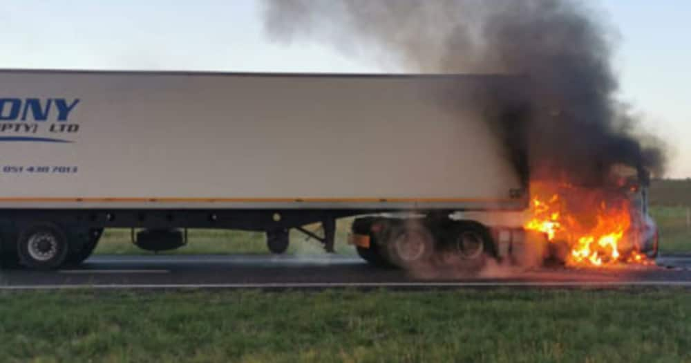 Explainer: Ongoing truck protests may result in food shortages