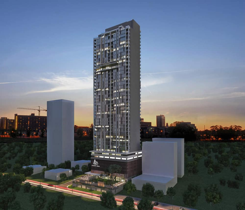 Upcoming tallest buildings in Africa