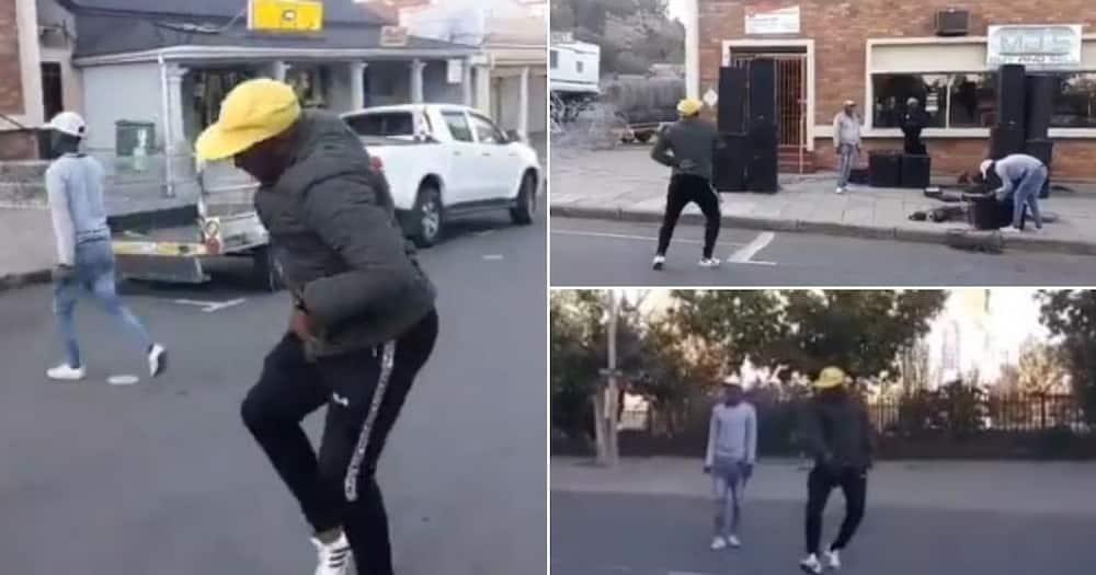 Video shows ANC member doing the #JohnVuliGateChallenge in Senekal