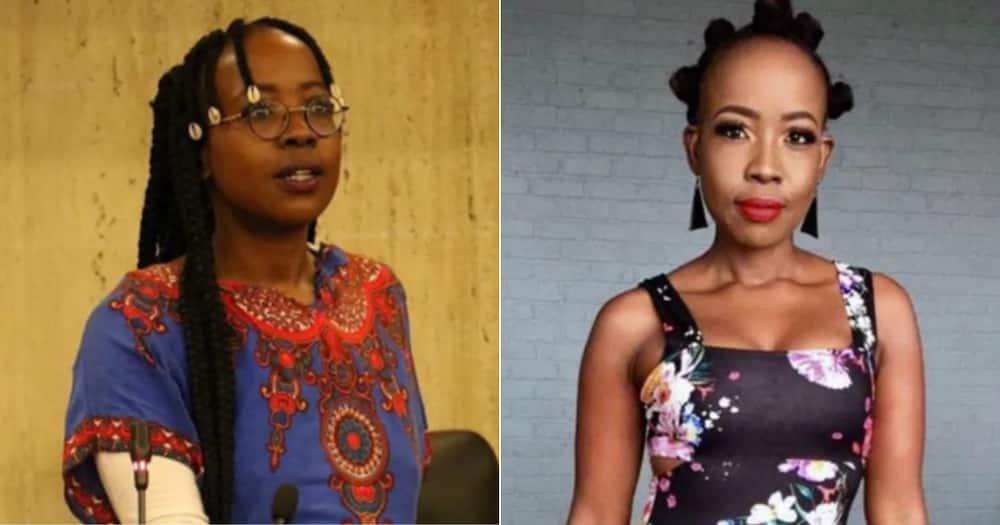 Ntsiki Mazwai accuses black women of using wigs to feel pretty