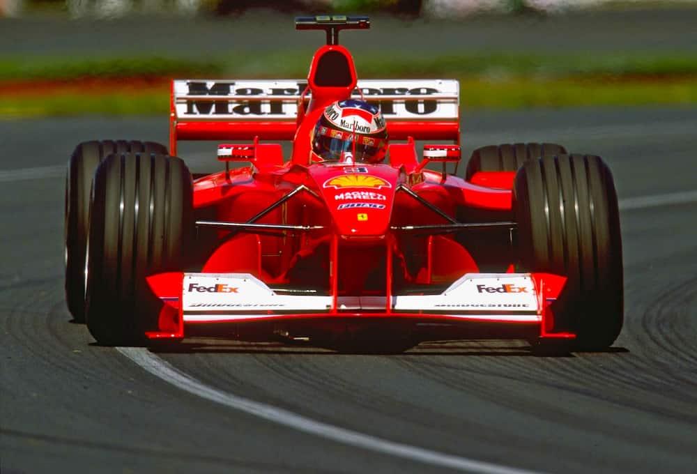 F1 drivers 2020