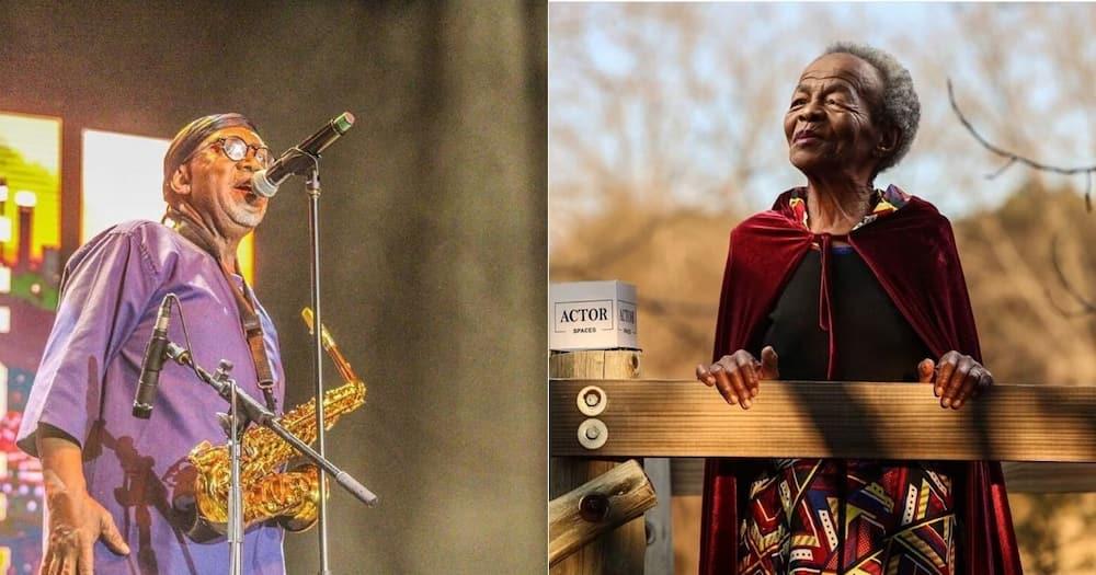 Sipho 'Hotstix' Mabuse Honours Late Mary Twala: She Was a Strong Woman