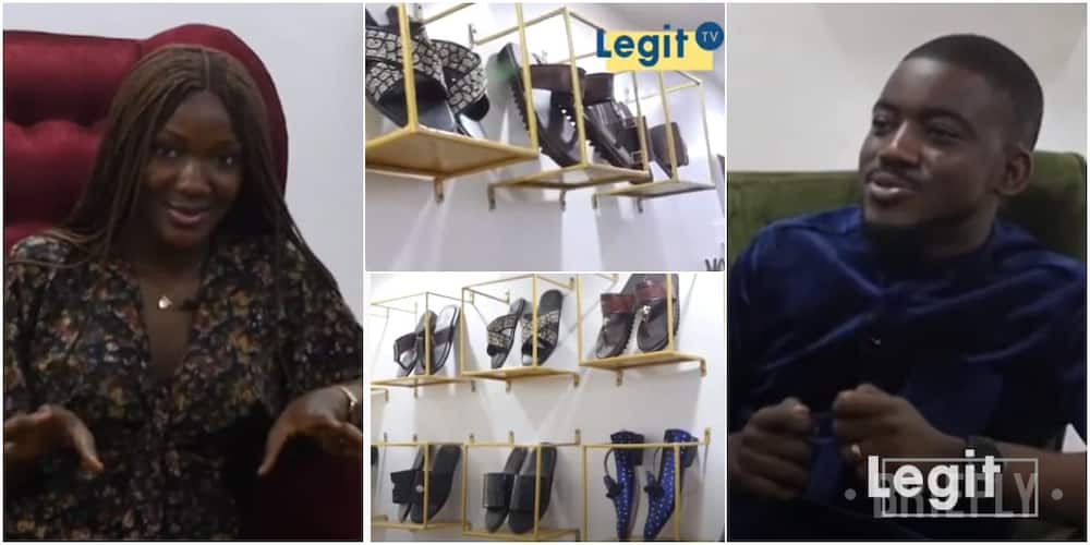 I'm Proud to Be Called a Shoemaker: Young Nigerian Lady Declares as She shares Her Success Story