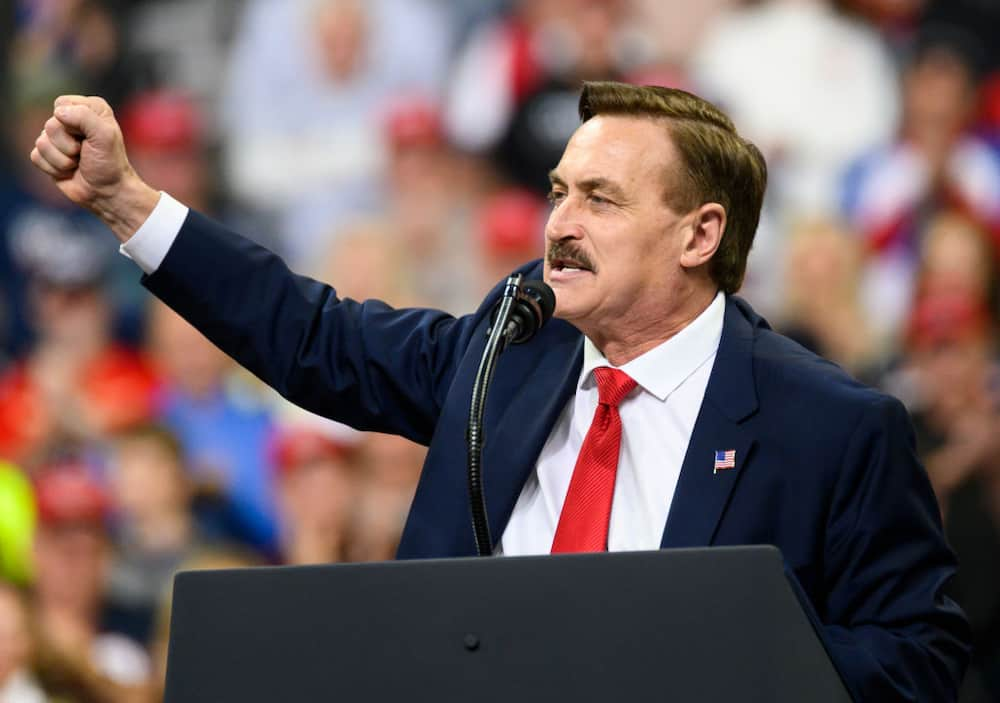 Mike Lindell biography