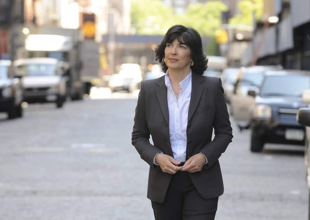 Christiane Amanpour net worth