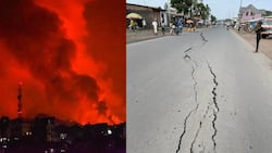 DRC records 61 earthquakes in a day after volcanic eruption of Mount Nyiragongo
