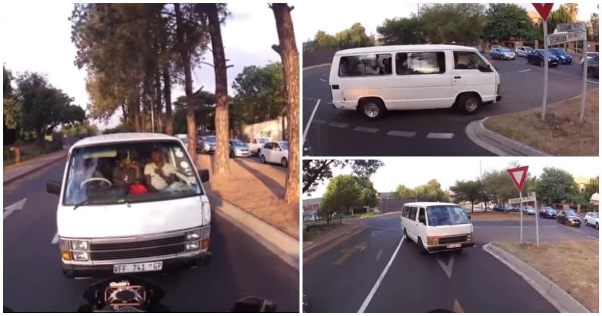 Update: Metro cops arrest taxi driver who got schooled by biker