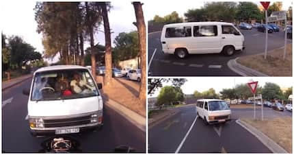 Justice served for taxi driver who had been confronted by biker Sean Nysschen