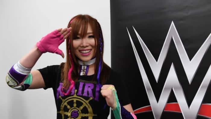 Kairi Sane: Where is the popular female WWE superstar today?