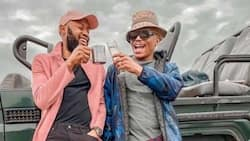 Ku rough: Somizi trends for his silence on Mohale's birthday