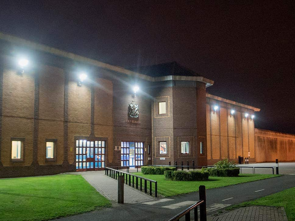 prisons where the most dangerous criminals are held