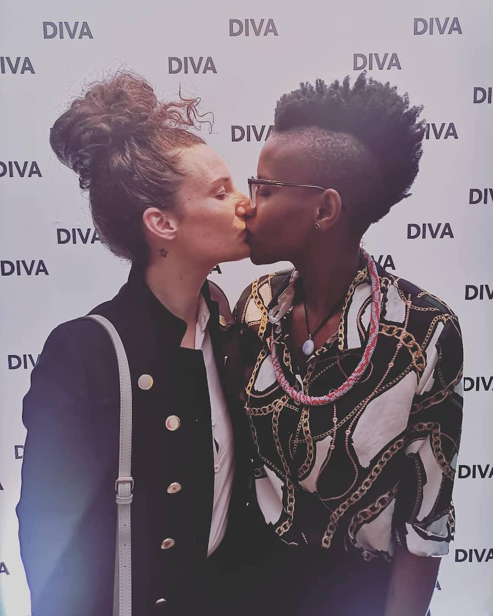 Toya Delazy love is in the air