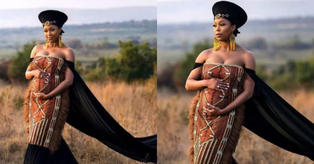Minnie Dlamini-Jones celebrates baby, again: Baby shower number 2