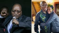 """Not in Limpopo"": Duduzile Zuma-Sambudla calls dad 'people's president', Mzansi reacts"