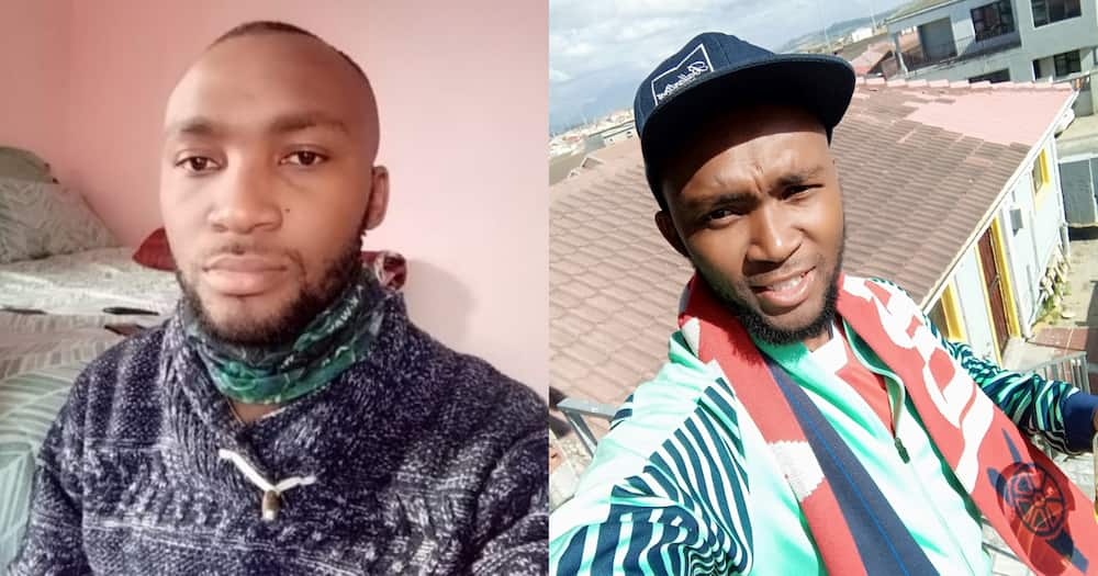 SA man hilariously complains about bae moving in with him, SA reacts