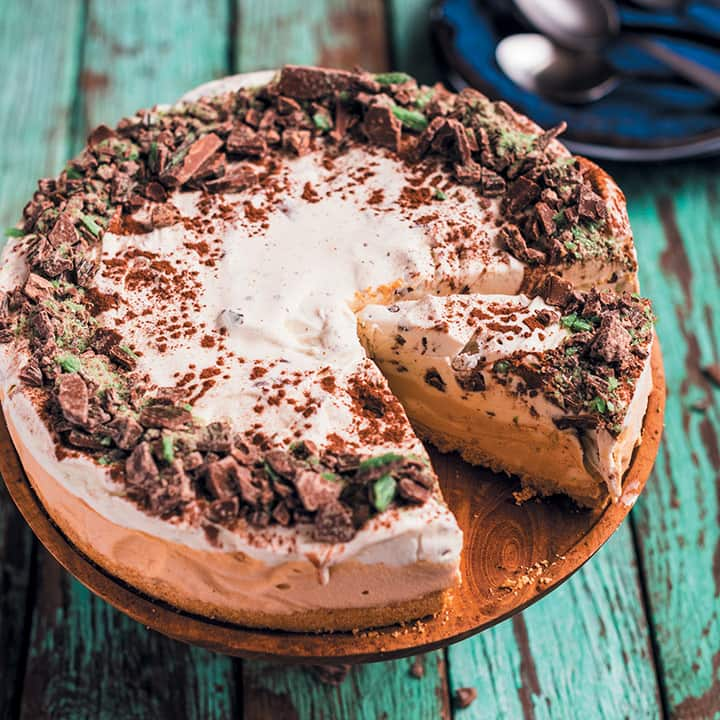 Best peppermint crisp tart recipe South Africa