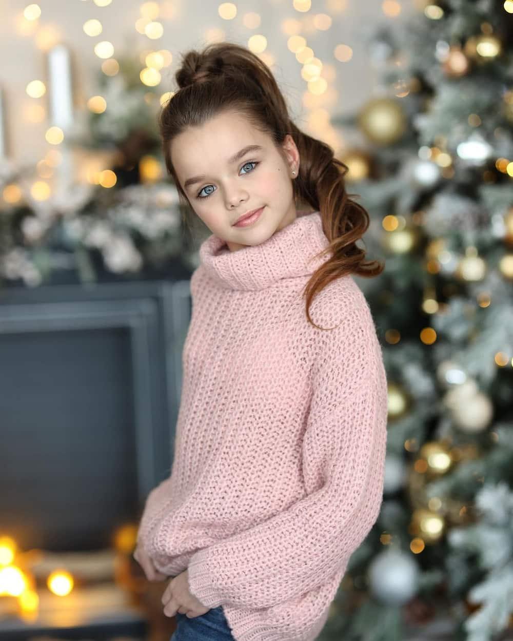 Anastasiya Knyazeva baby